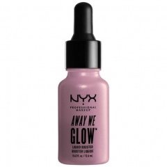 Away We Glow Liquid Booster von NYX