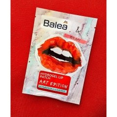 Balea & Pepiart - Hydrogel Lip Patch Art Edition von Balea