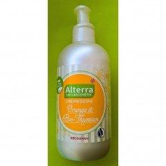 Cremeseife - Orange & Bio-Thymian von Alterra