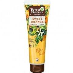 Pflegedusche Sweet Orange Limited Edition von Terra Naturi