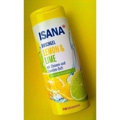 Duschgel Lemon & Lime von Isana