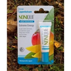 Energie Lippenbalsam von Nonique