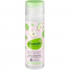 Beauty & Fruity - Mizellenwasser Bio-Limette & Bio-Apfel von alverde