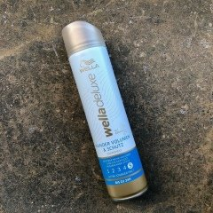 Welladeluxe Wunder Volumen & Schutze Haarspray Ultra Starker Halt