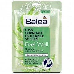 Feel Well - Fuss Hornhaut Entferner Socken