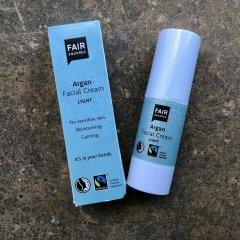 Argan Facial Cream Light
