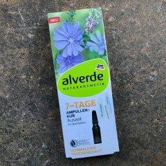 7-Tage Ampullen-Kur Auszeit mit Bachblüten von alverde