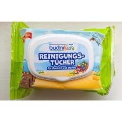 budniKids - Reinigungstücher für Gesicht & Hände von Budni
