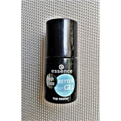 better than gel nails top sealer high gloss von essence