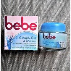 2in1 Aqua-Gel & Maske von Bebe
