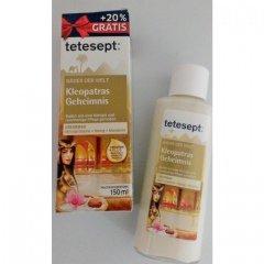 Bäder der Welt - Kleopatras Geheimnis - Cremebad - Milchproteine + Honig + Mandelöl von tetesept