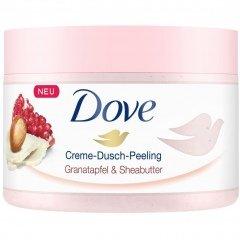 Creme-Dusch-Peeling Granatapfel & Sheabutter von Dove