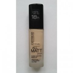 All Matt Plus - Shine Control Make Up von Catrice Cosmetics