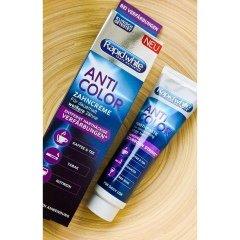 Anti Color Zahncreme von Rapid White
