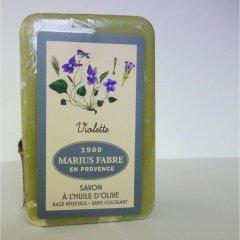Savon à l'Huile d'Olive - Violette von Marius Fabre