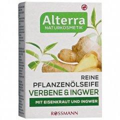 Reine Pflanzenölseife Verbene & Ingwer von Alterra