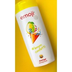 Duschgel #lemon confetti von emoji