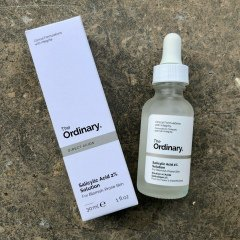 Salicylic Acid 2% Solution von The Ordinary.