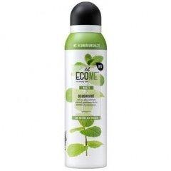 my lovely Deo Spray Minze von ECOME