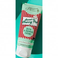 Patisserie de Bain - Sweet as Cherry Pie - Bath & Shower Crème