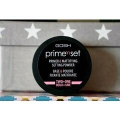 Prime'n Set - Primer & Mattifying Setting Powder