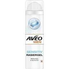 Men - Sensitiv Rasiergel von Aveo
