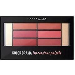 Color Drama Lip Contour Palette von Maybelline