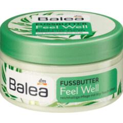 Feel Well - Fußbutter von Balea