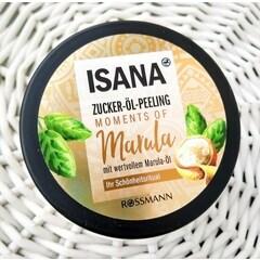 Moments of Marula - Zucker-Öl-Peeling von Isana
