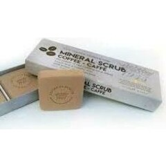 Mineral Scrub Coffee Soap von Saponificio Varesino 1945