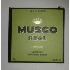 Musgo Real - Shaving Soap - Classic Scent von Claus Porto