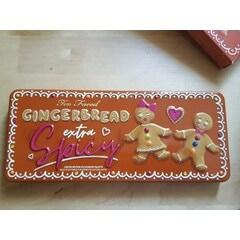 Gingerbread - extra spicy - Eye Palette von Too Faced
