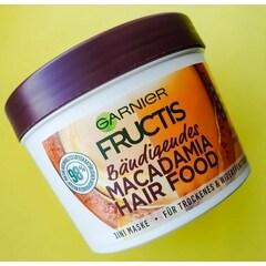 Fructis - Bändigendes Macadamia Hair Food von Garnier