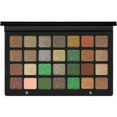 28 Eyeshadow Palette green-brown von Natasha Denona
