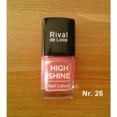 High Shine Nagellack von Rival de Loop