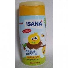 Creme-Dusche - mit Blütenhonig von Isana