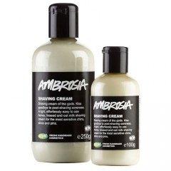 Ambrosia Shaving Cream von LUSH
