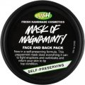 Mask of Magnaminty - Face and Back Pack von LUSH