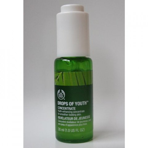 Nutriganics - Drops of Youth Concentrate von The Body Shop