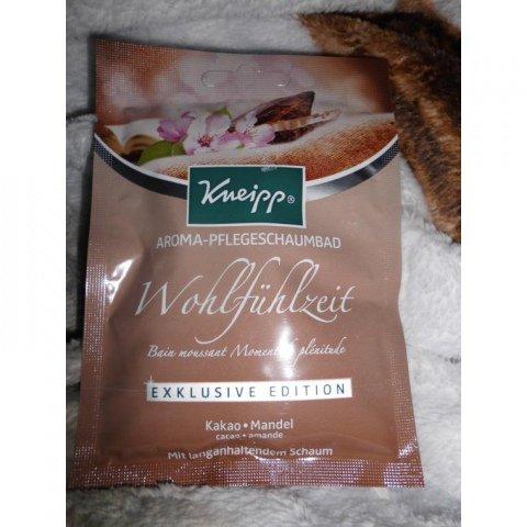 Aroma-Pflegeschaumbad - Wohlfühlzeit - Kakao • Mandel von Kneipp
