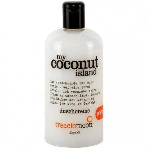 My Coconut Island - Duschcreme von treaclemoon