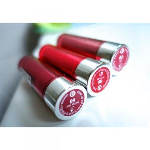 Sheer & Shine Lipstick von essence