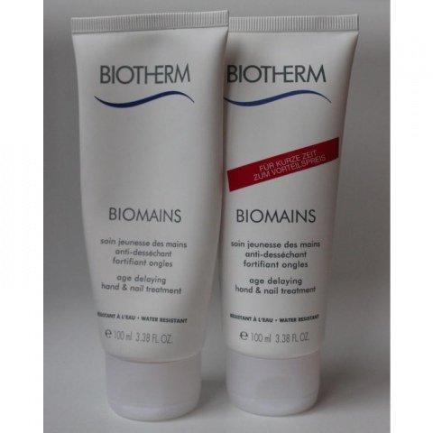 Biomains Age Delaying Hand & Nail Treatment von Biotherm