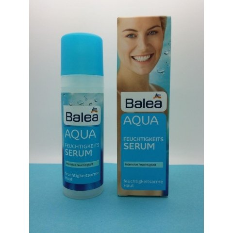 Aqua Feuchtigkeitsserum von Balea