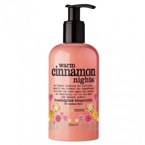 Warm Cinnamon Nights - Kuschelglück Körpermilch von treaclemoon