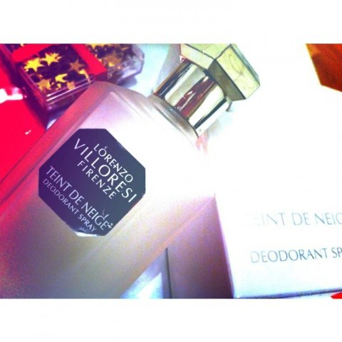 Teint de Neige - Deodorant Spray von Lorenzo Villoresi