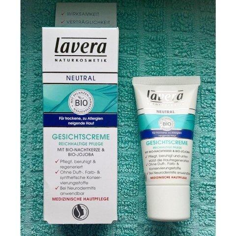 Neutral Gesichtscreme von Lavera