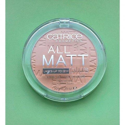 All Matt Plus - Shine Control Powder von Catrice Cosmetics