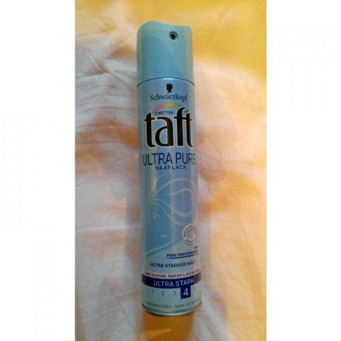 Drei Wetter Taft - Ultra Pure - Haarlack von Schwarzkopf