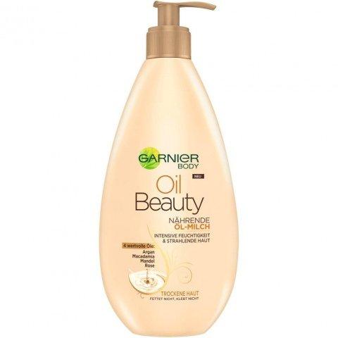 Body Oil Beauty - Nährende Öl-Milch von Garnier